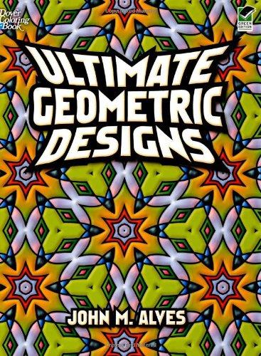 9780486467641: Ultimate Geometric Designs