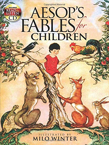 9780486467702: Aesop's Fables for Children: Includes a Read-and-Listen CD (Dover Read and Listen)