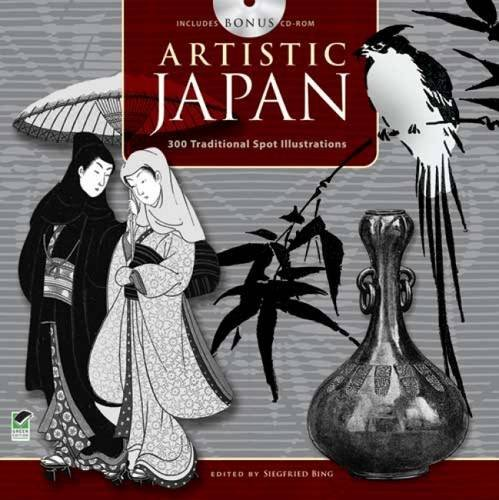 9780486467771: Artistic Japan: 300 Traditional Spot Illustrations: 375 Traditional Spot Illustrations (Dover Pictorial Archive)