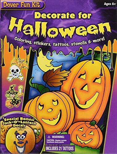 9780486467924: Decorate for Halloween Fun Kit (Dover Fun Kits)