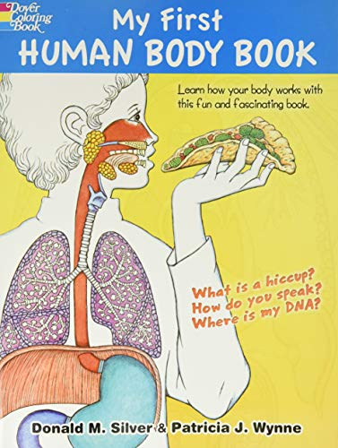 9780486468211: My First Human Body Book