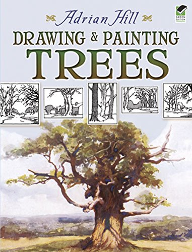 9780486468457: Drawing and Painting Trees (Dover Art Instruction)