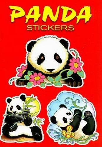 9780486468471: Panda Stickers (Dover Stickers)