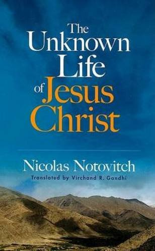 9780486468532: The Unknown Life of Jesus Christ (Dover Books on Western Philosophy)