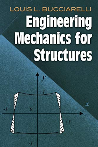 9780486468556: Engineering Mechanics for Structures (Dover Civil and Mechanical Engineering)