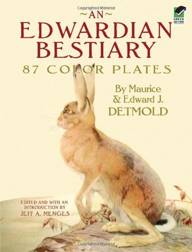9780486468778: An Edwardian Bestiary: 87 Color Plates (Dover Fine Art, History of Art)