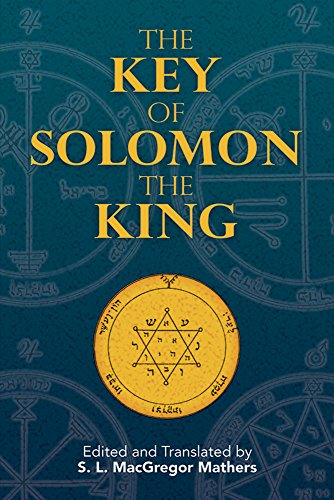 9780486468815: The Key of Solomon the King