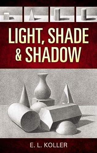 9780486468853: Light, Shade and Shadow