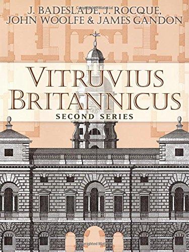 9780486468907: Vitruvius Britannicus: Second Series