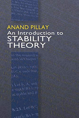 9780486468969: An Introduction to Stability Theory (Dover Books on Mathematics)