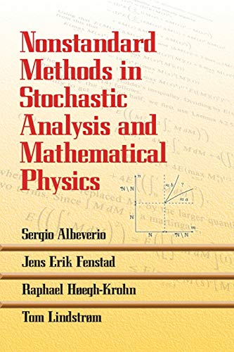 9780486468990: Nonstandard Methods in Stochastic Analysis and Mathematical Physics (Dover Books on Mathematics)