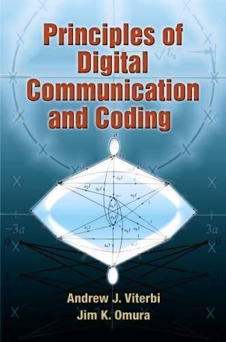 9780486469010: Principles of Digital Communication and Coding (Dover Books on Electrical Engineering)