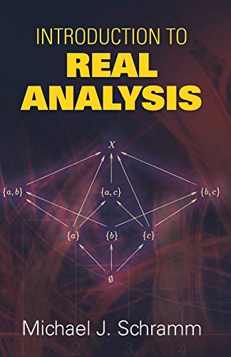 9780486469133: Introduction to Real Analysis (Dover Books on Mathematics)