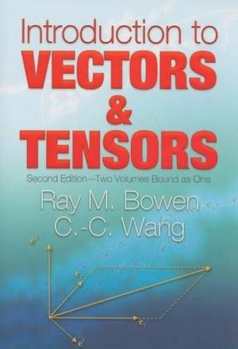9780486469140: Introduction to Vectors and Tensors: 1 (Dover Books on Mathematics)