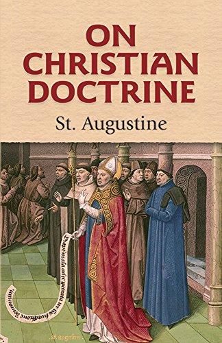 9780486469188: On Christian Doctrine (Dover Philosophical Classics)