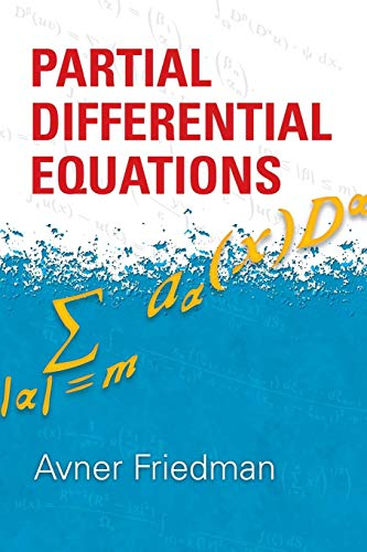 9780486469195: Partial Differential Equations (Dover Books on Mathematics)