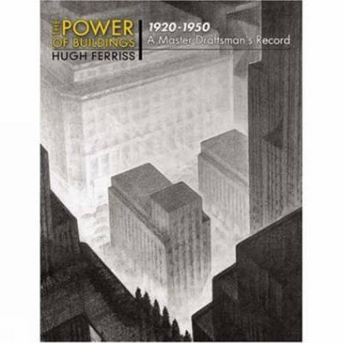 9780486469201: Power of Buildings, 1920-1950: A Master Craftsman's Record (Dover Architecture)