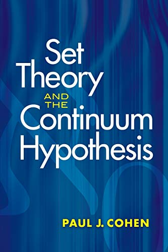 9780486469218: Set Theory and the Continuum Hypothesis (Dover Books on Mathematics)