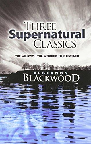 9780486469263: Three Supernatural Classics: