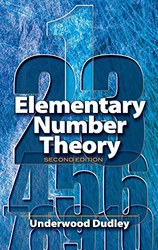 9780486469317: Elementary Number Theory: Second Edition (Dover Books on Mathematics)