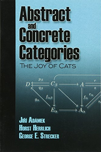 9780486469348: Abstract and Concrete Categories: The Joy of Cats (Dover Books on Mathematics)
