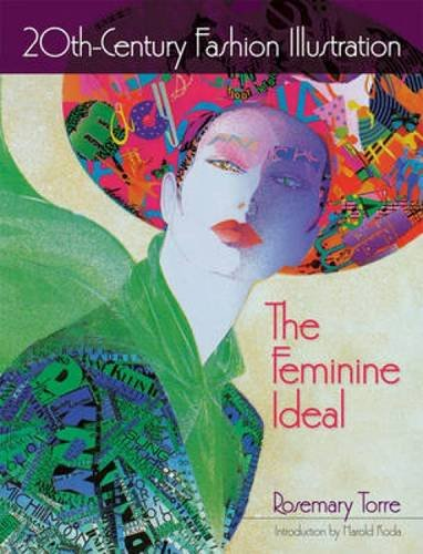 9780486469638: 20th-Century Fashion Illustration: The Feminine Ideal (Dover Fashion and Costumes)