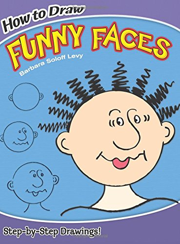 9780486469775: How to Draw Funny Faces (Dover How to Draw)