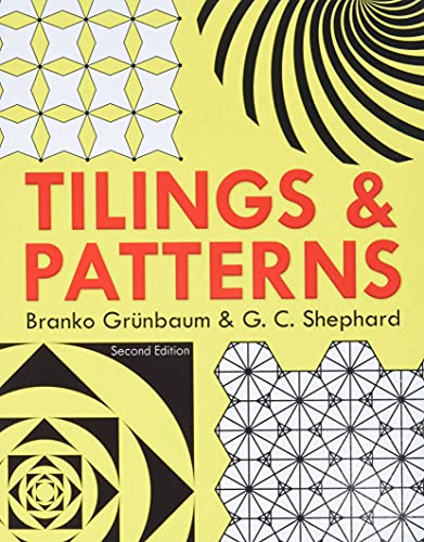 9780486469812: Tilings and Patterns (Dover Books on Mathematics)