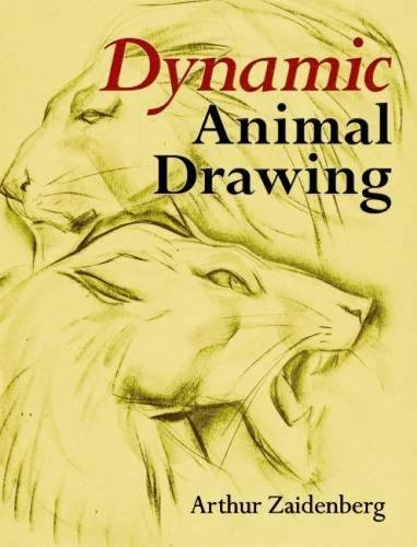9780486470085: Dynamic Animal Drawing (Dover Art Instruction)