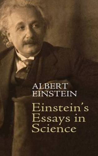 9780486470115: Einstein's Essays in Science