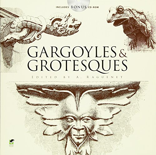 9780486470160: Gargoyles and Grotesques (Dover Pictorial Archive)