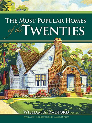 9780486470283: The Most Popular Homes of the Twenties (Dover Architecture)