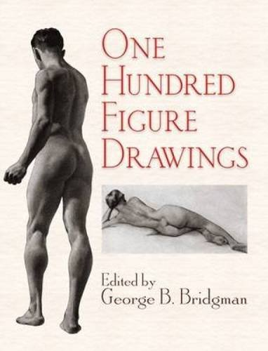 9780486470306: One Hundred Figure Drawings (Dover Anatomy for Artists)