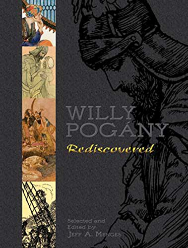 9780486470467: Willy Pogany Rediscovered (Dover Fine Art, History of Art)