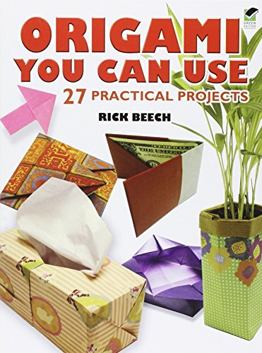 9780486470573: Origami You Can Use: 27 Practical Projects