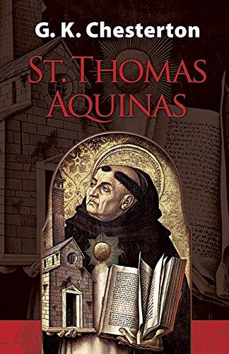 9780486471457: St. Thomas Aquinas
