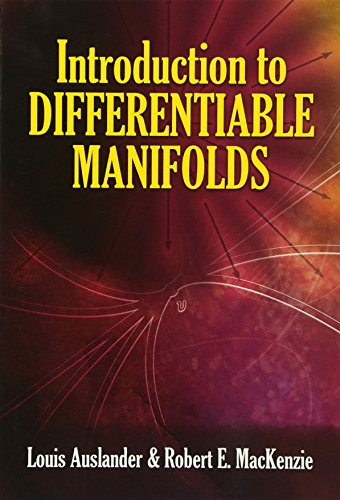9780486471723: Introduction to Differentiable Manifolds (Dover Books on Mathematics)