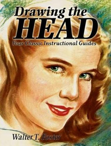 9780486471785: Drawing the Head: Four Classic Instructional Guides (Dover Art Instruction)