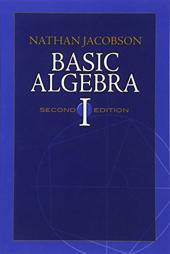 9780486471891: Basic Algebra I: Second Edition (Dover Books on Mathematics)