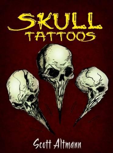 9780486471976: Skull Tattoos (Dover Tattoos)