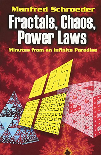 9780486472041: Fractals, Chaos, Power Laws: Minutes from an Infinite Paradise (Dover Books on Physics)