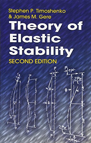 9780486472072: Theory of Elastic Stability (Dover Civil and Mechanical Engineering)