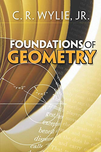 9780486472140: Foundations of Geometry (Dover Books on Mathematics)