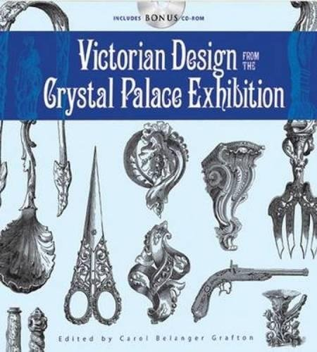 9780486472195: Victorian Design from the Crystal Palace Exhibition (Dover Pictorial Archive)