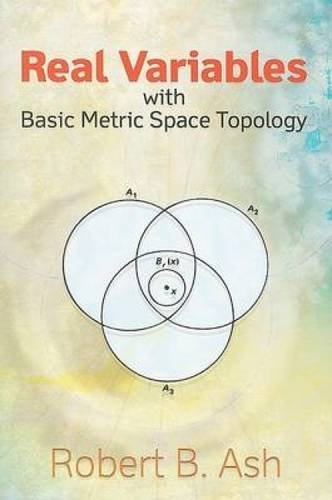 9780486472201: Real Variables with Basic Metric Space Topology (Dover Books on Mathematics)