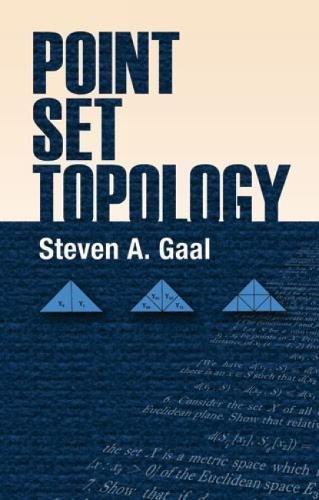 9780486472225: Point Set Topology (Dover Books on Mathematics)