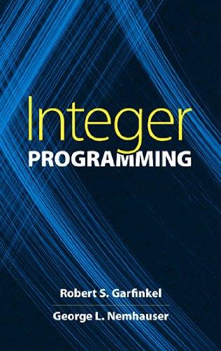 9780486472249: Integer Programming (Dover Books on Mathematics)