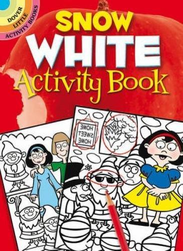 9780486472263: Snow White Activity Book (Dover Little Activity Books)