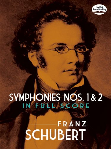 9780486472287: Symphonies Nos. 1 and 2 in Full Score (Dover Music Scores)