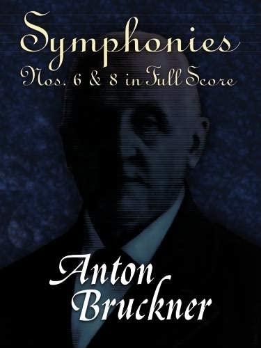 9780486472317: Symphonies Nos. 6 & 8 in Full Score (Dover Music Scores)